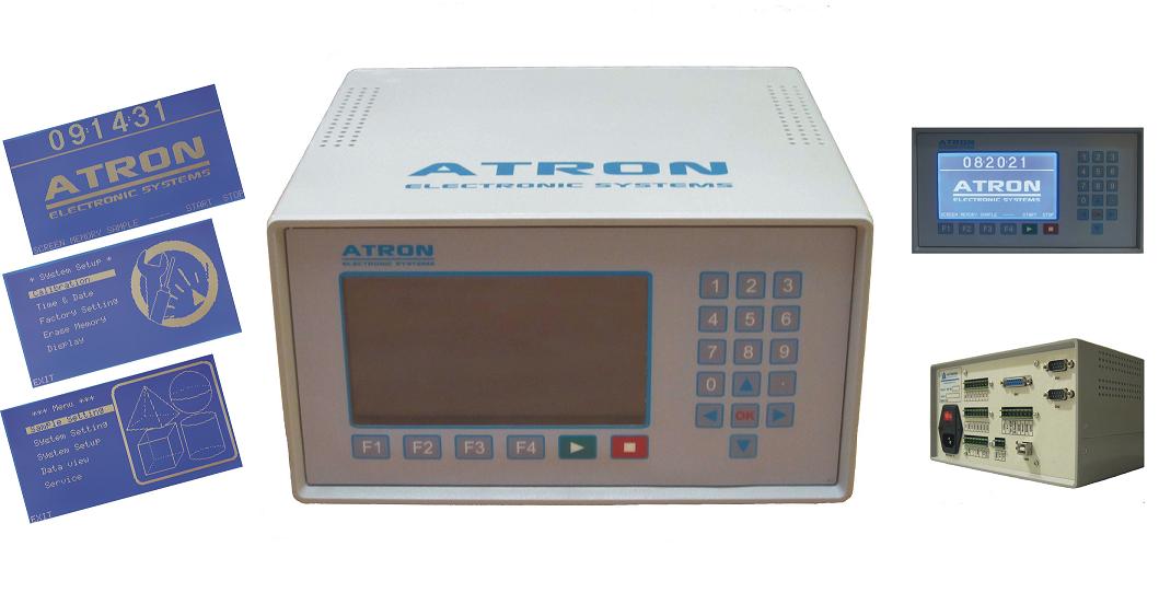 کنترل کننده و نمایشگر دیجیتال SK50